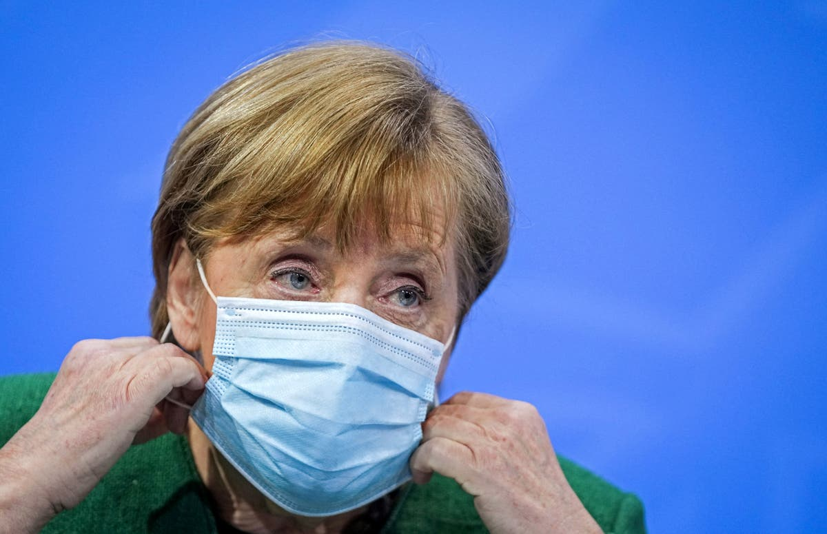 Angela Merkel: 'We have new pandemic' as Germany calls Easter lockdown