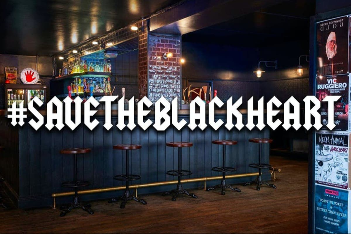 At-risk Camden venue The Black Heart crowdfunds £36k in two days