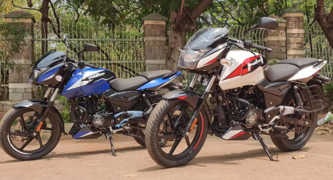 Bajaj Pulsar 180 colour option-2