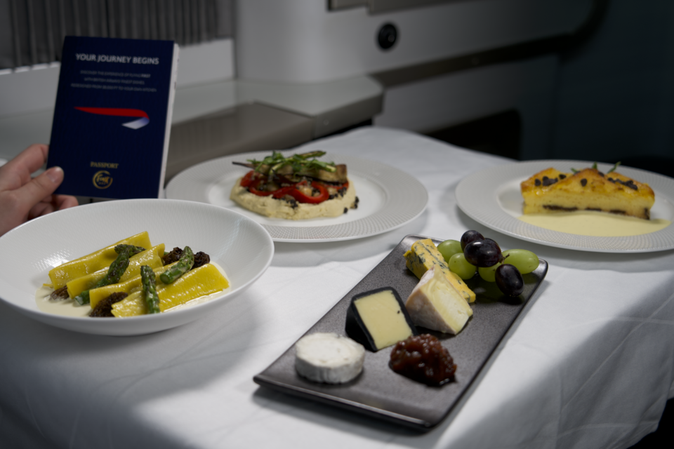 British Airways launches home dining scheme