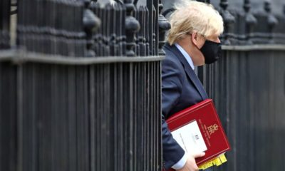 Business leaders urge Boris Johnson to avoid delaying return to the office