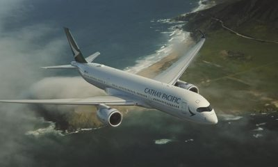 Cathay Pacific reports £2bn loss for the year