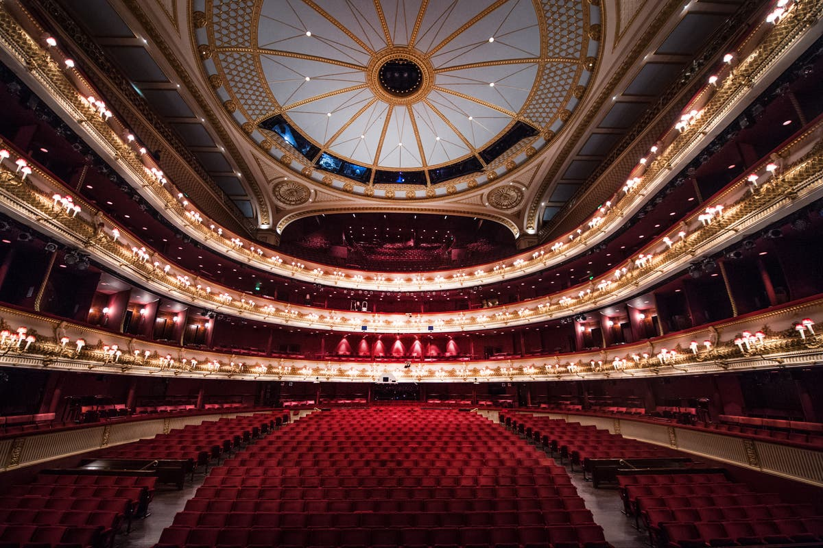 Curtain up at the Royal Opera House: new 2021 season announced