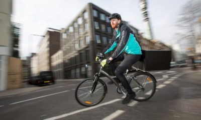 Deliveroo posts £224m loss in run-up to £7bn London float