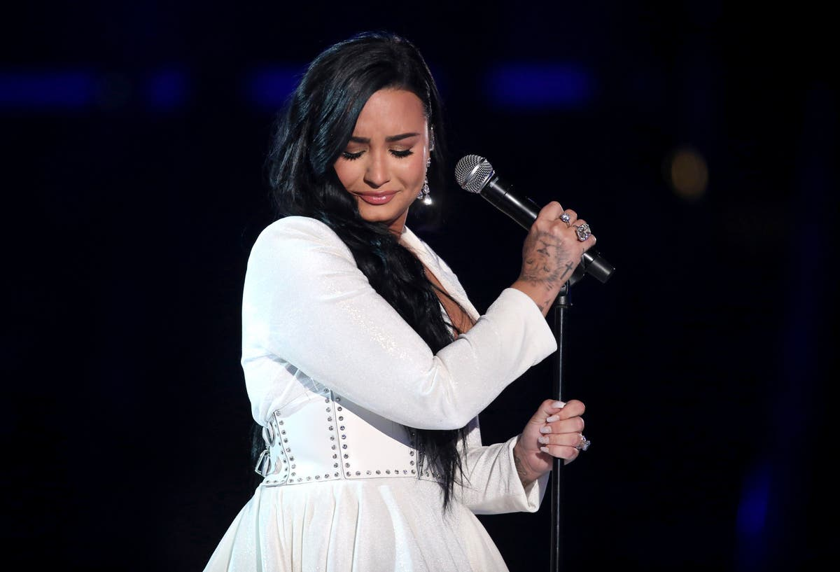 Demi Lovato says she was raped as a teenager