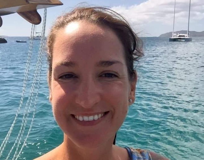 Desperate search for woman who vanished from her yacht in Caribbean