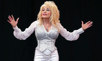 Dolly Parton gets Covid vaccine she partly funded