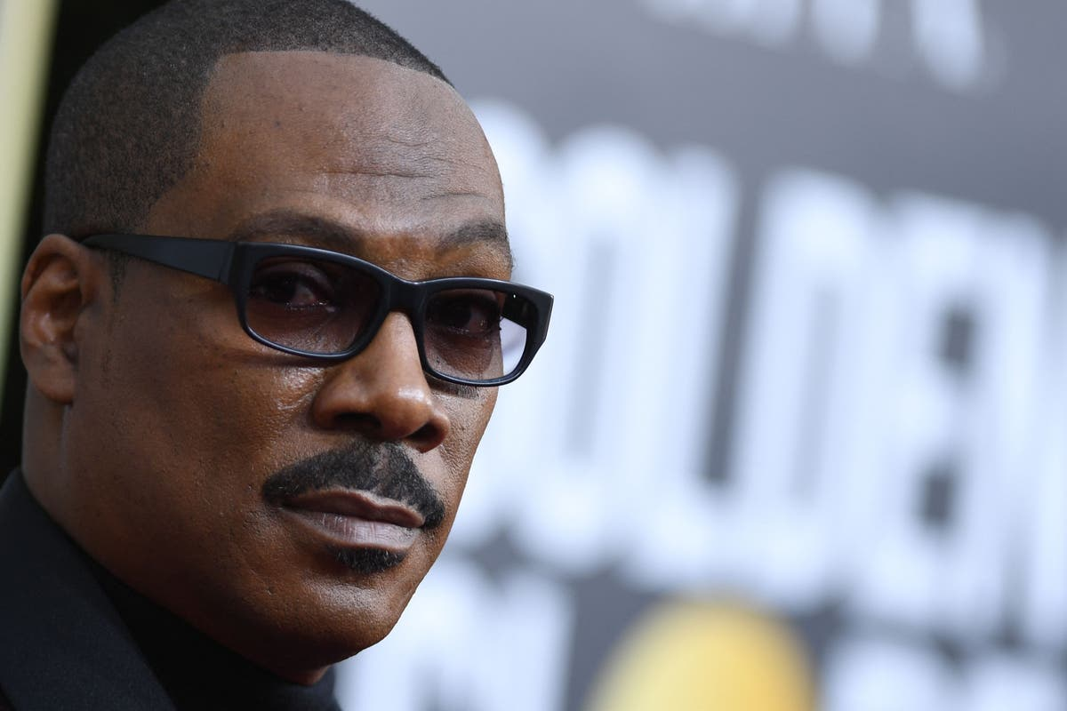 Eddie Murphy says race has 'never been an issue' during his career