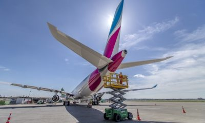 Eurowings to boost presence in Berlin as rivals depart