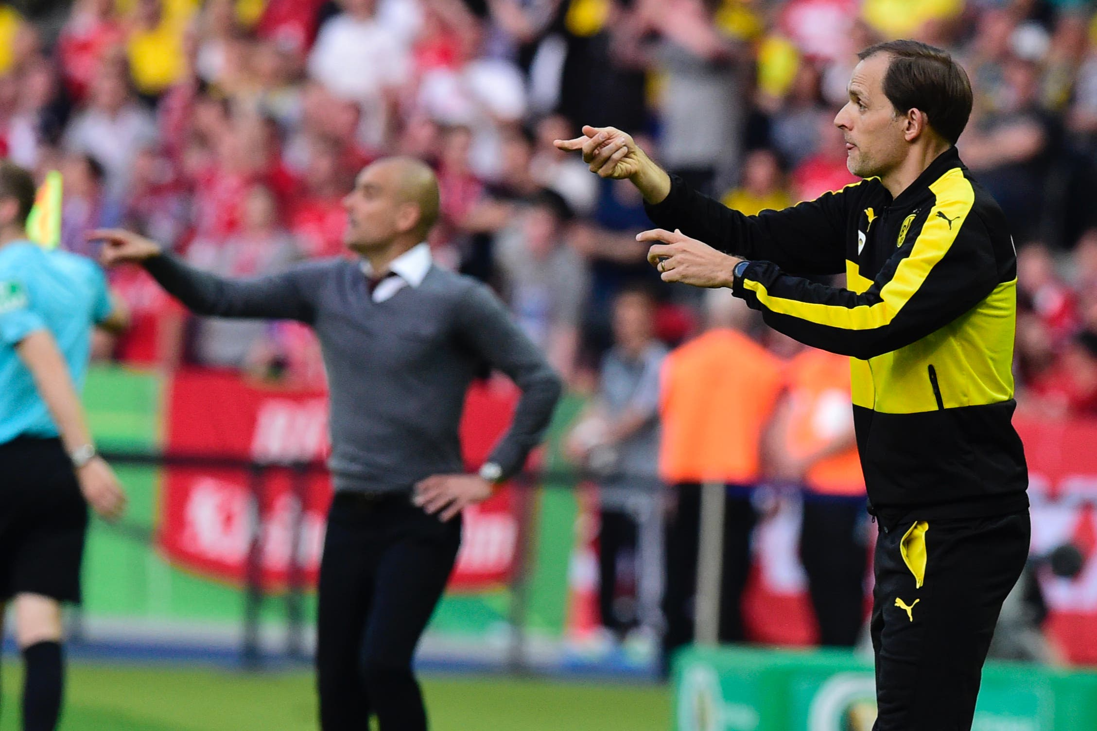 FA Cup semi-final gives Thomas Tuchel and Chelsea chance to lay down challenge to Manchester City