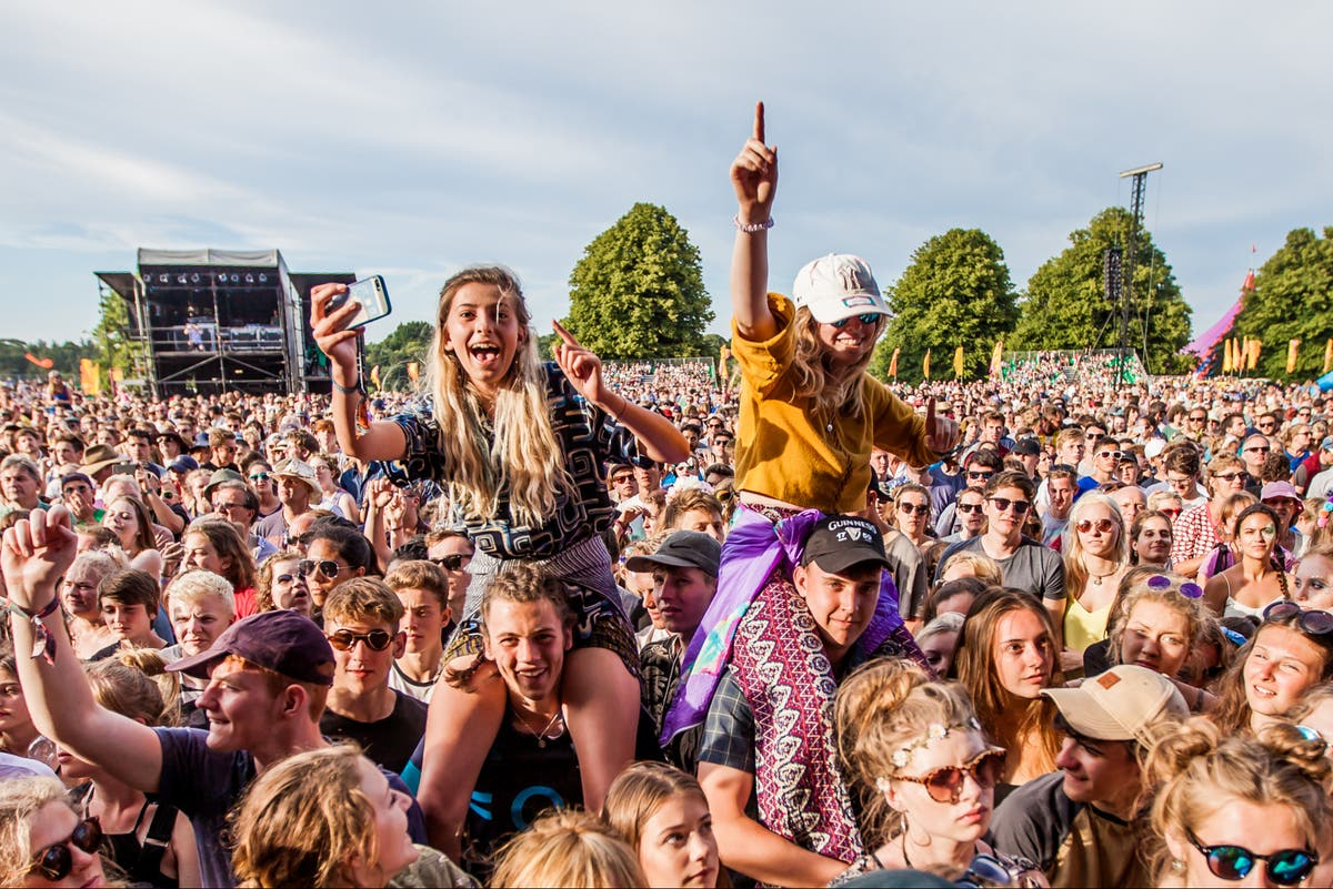 Festivals in 2021: Sun, cider and no more social distancing?
