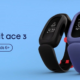 The Fitbit Ace 3 fitness and sleep tracker for kids.