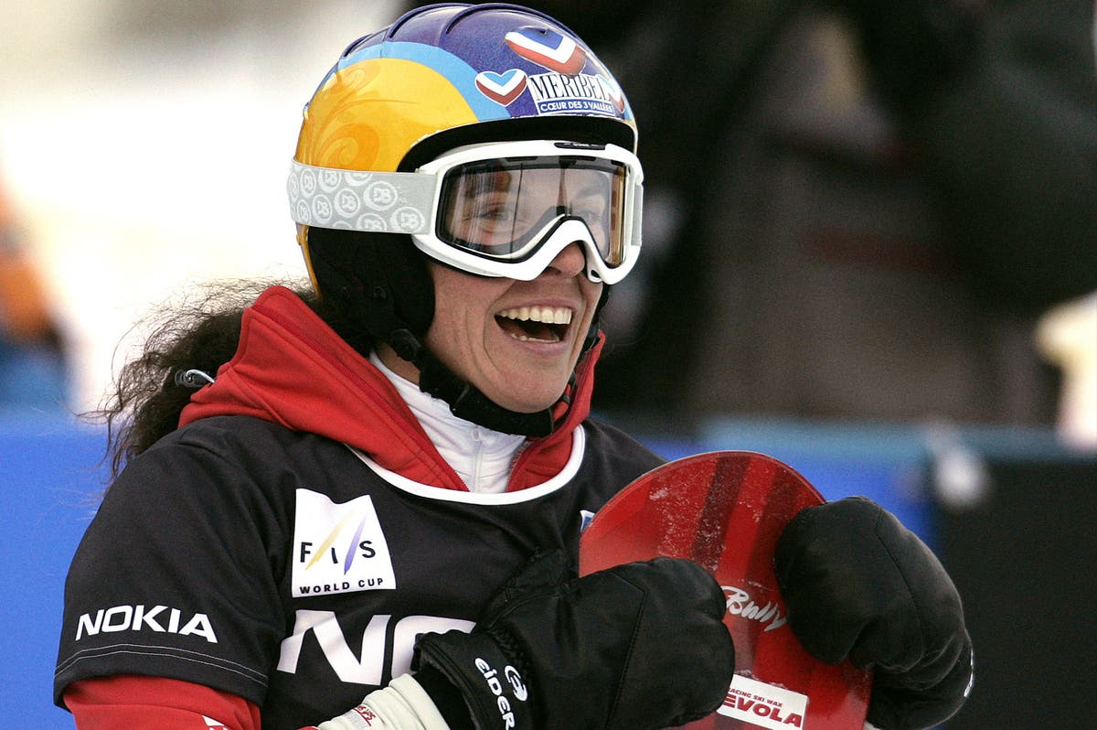 French former snowboard world champion dies in Swiss avalanche