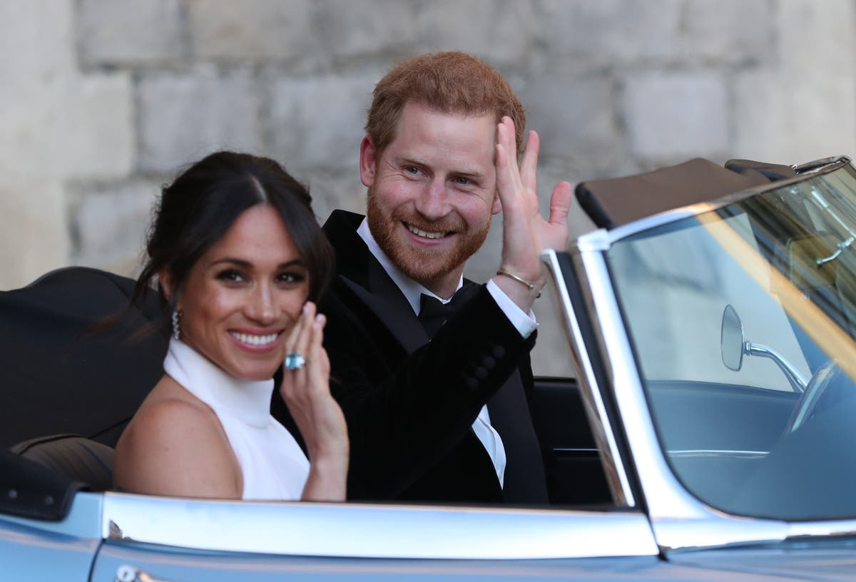 Harry and Meghan 'worth almost £100m' as their home soars in value