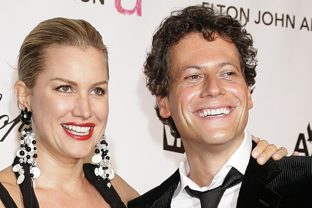 Ioan Gruffudd files for divorce from Alice Evans