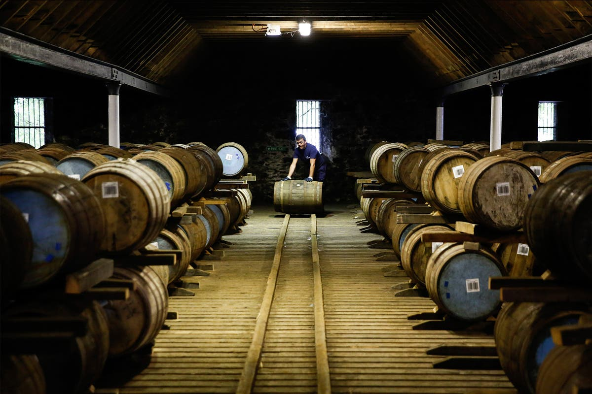 Johnnie Walker maker Diageo welcomes end to tariffs on whisky exports to US