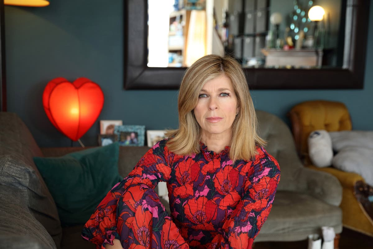 Kate Garraway - Finding Derek review: The cruelty of long-Covid