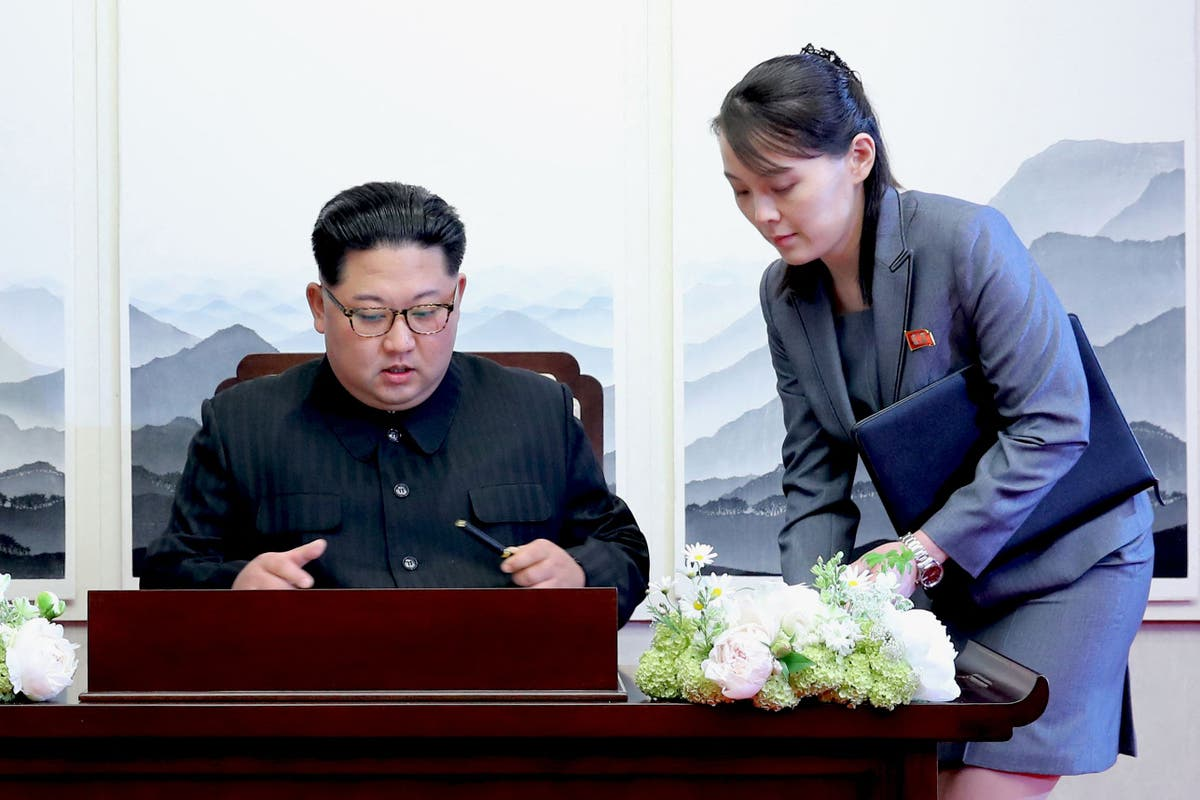 Kim Jong-un's sister warns US not to 'cause a stink'