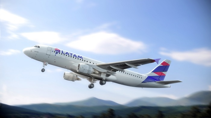 LATAM offers complete flexibility on South America bookings