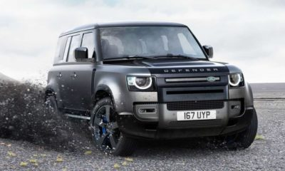 2022 Land Rover Defender V8 1