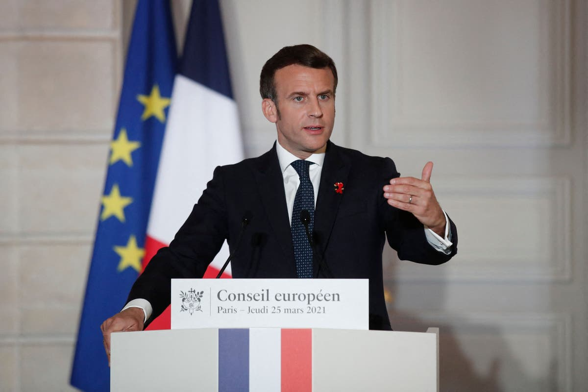 Macron: 'Je ne regrette rien' as France hit with Covid third wave