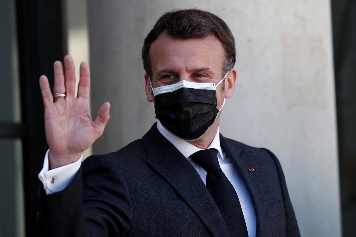 Macron to address nation as pressure mounts to announce lockdown