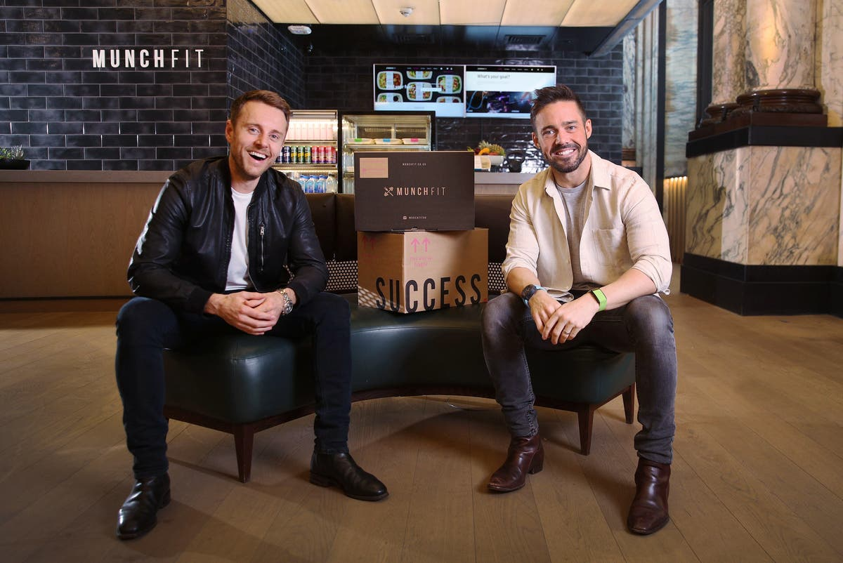 MunchFit launches £1 million Crowdfunder aimed at 'Fitvestors' with backers including MiC's Spencer Matthews