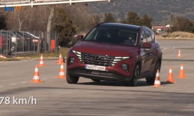 New-Generation Hyundai Tucson Takes The Moost Test – Video