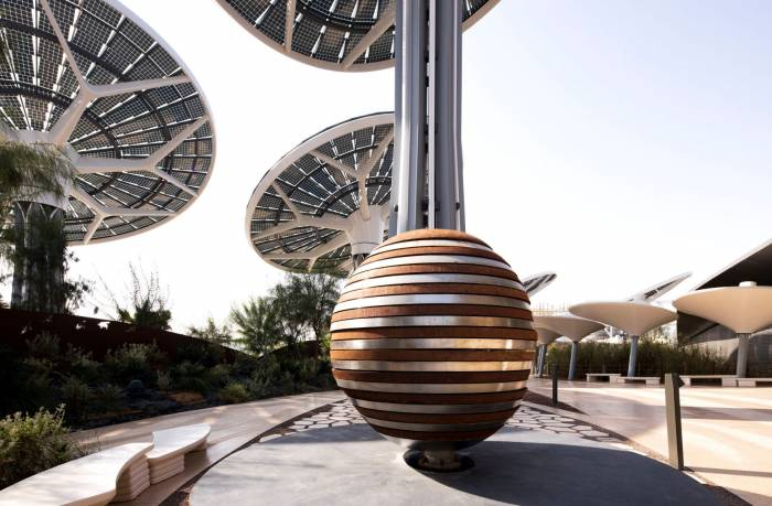 New art installations debut at Expo 2020 Dubai