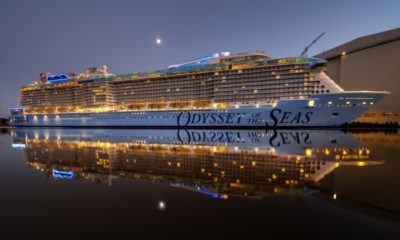 Odyssey of the Seas to make debut in Israel