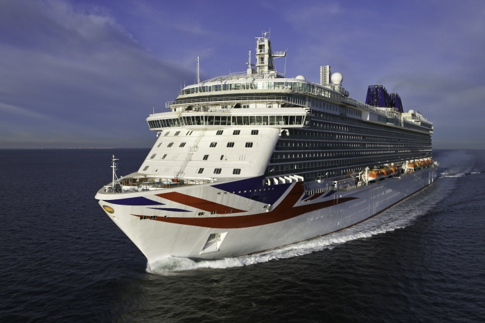 P&O Cruises to offer UK sailings this summer