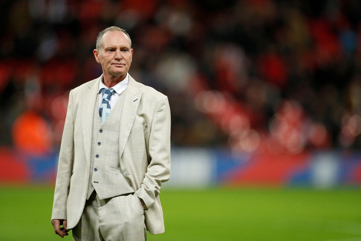 Paul Gascoigne rushed to hospital after injury on I'm A Celebrity