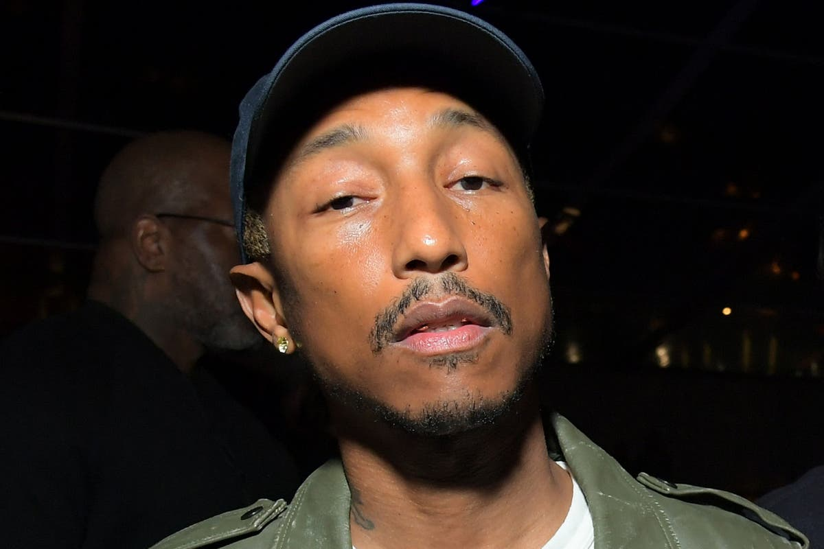 Pharrell Williams pays tribute to cousin shot in Virginia Beach