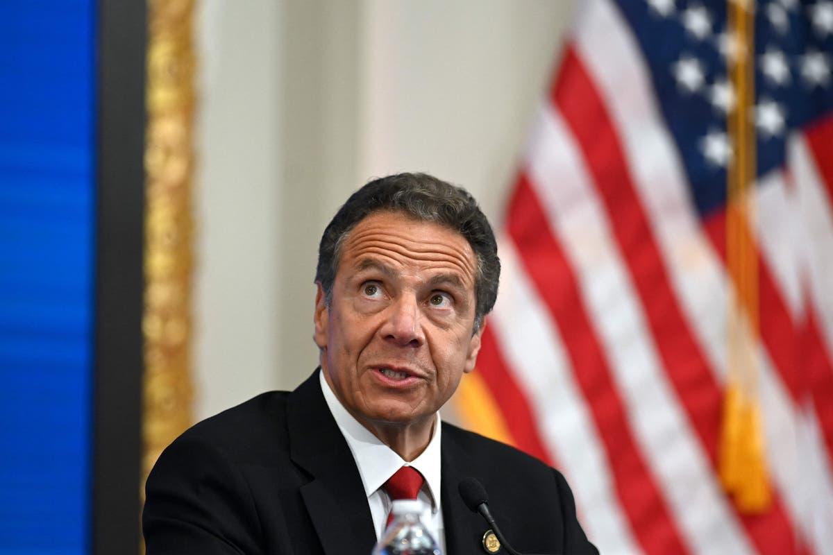 Calls for NY Governor to quit as third woman makes claims against him