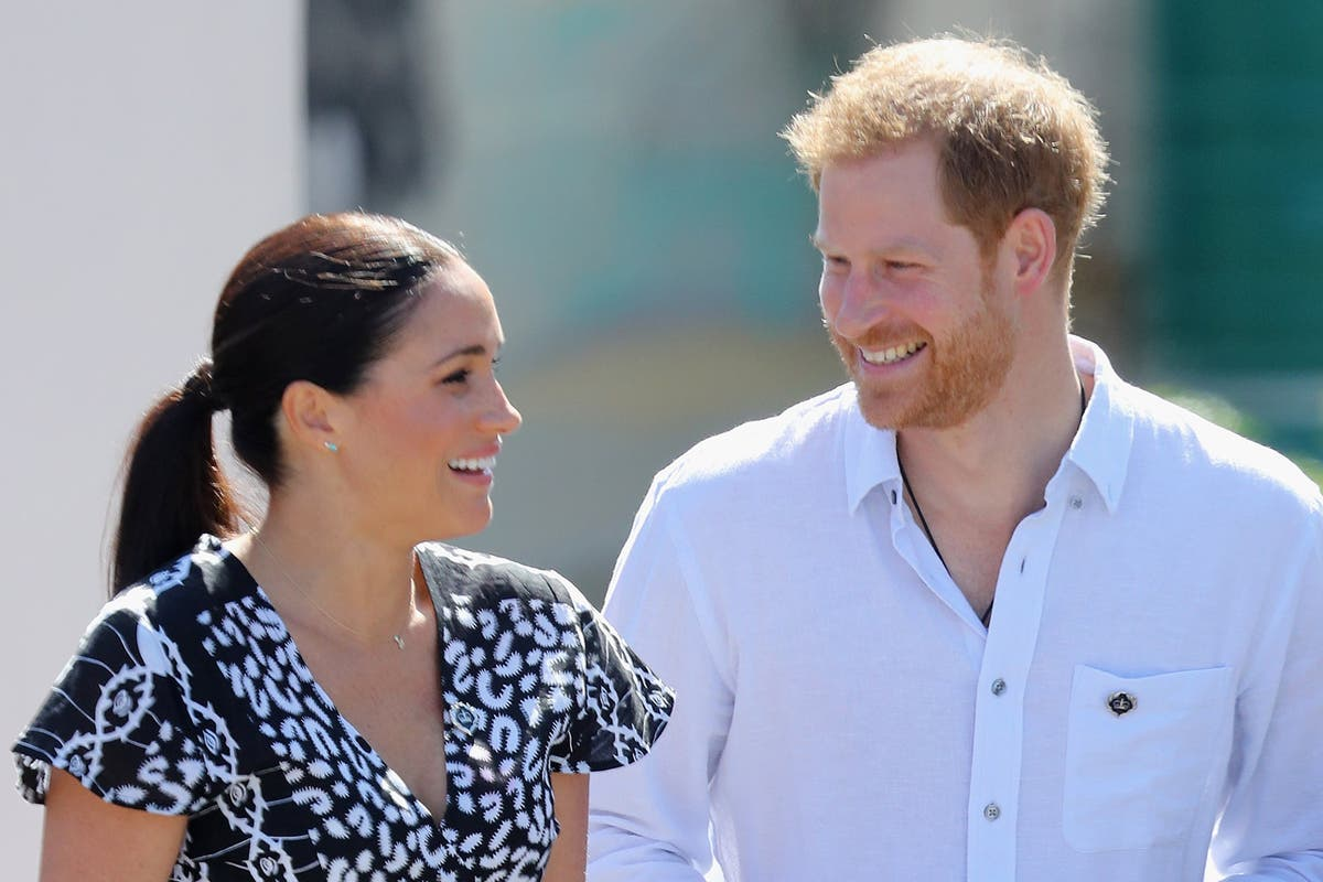 Prince Harry praised for 'natural chemistry' with new boss in US