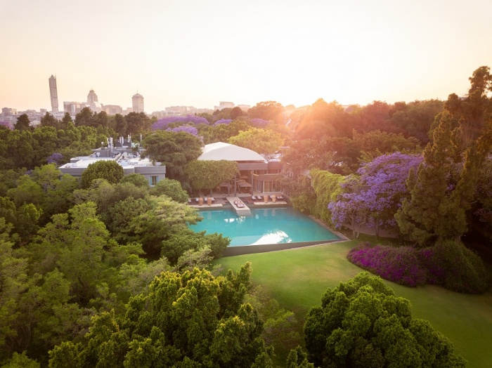 Saxon Hotel to reopen in South Africa in May