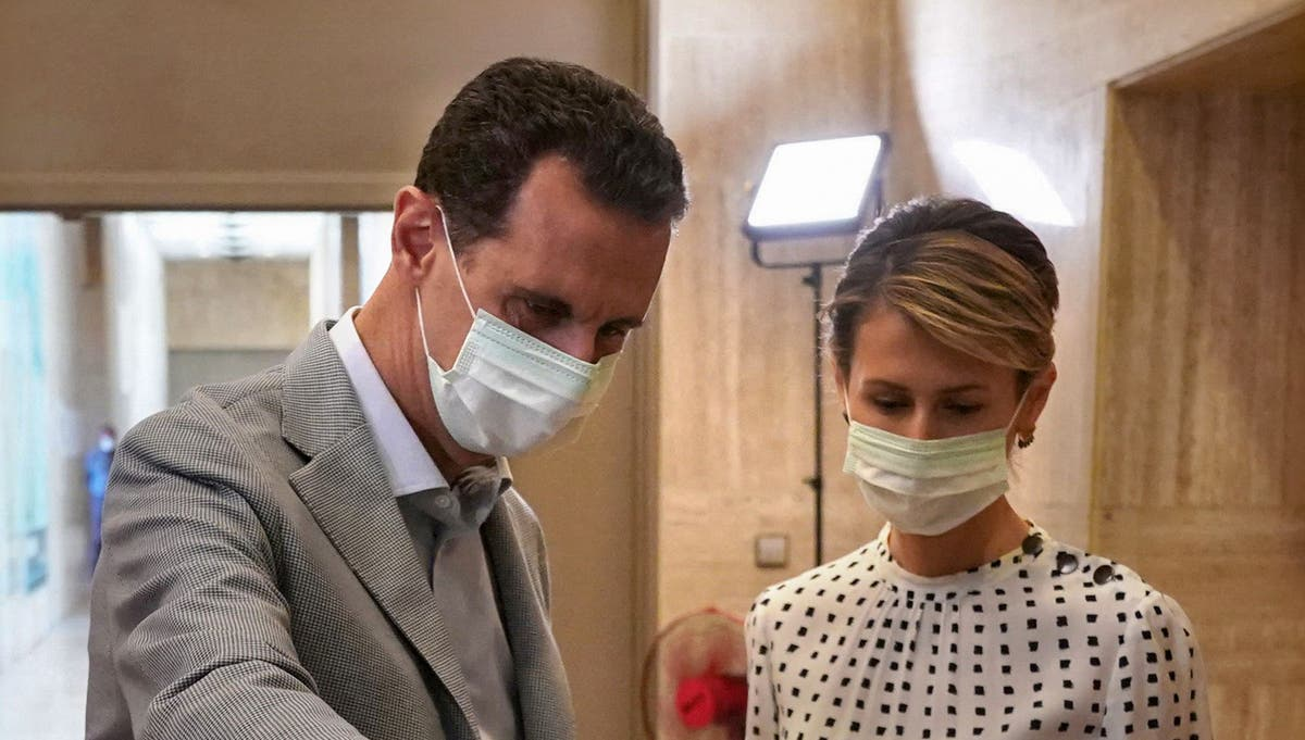 Syrian dictator Bashar al-Assad and wife test positive for Covid-19
