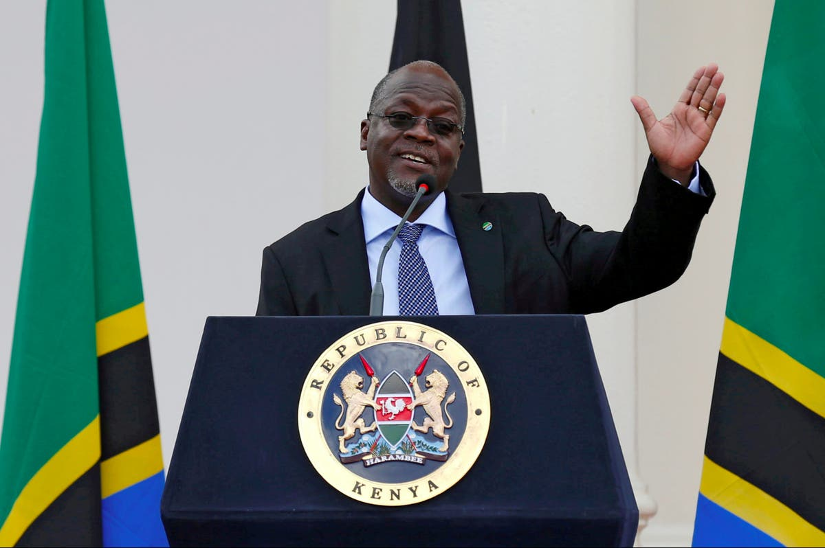 Tanzania's president dies aged 61 following heart complications