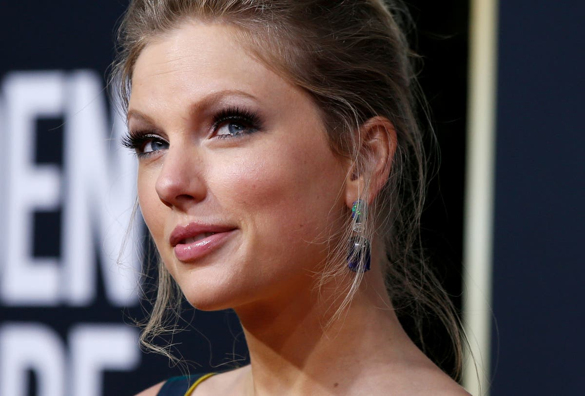 Taylor Swift shares first 'from the vault' song You All Over Me