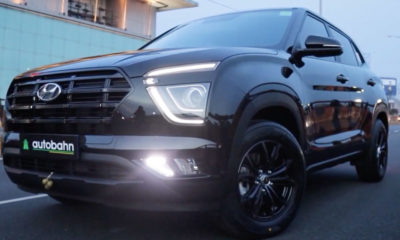 Modified Hyundai Creta_