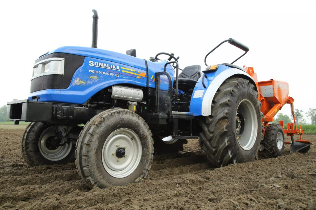 Sonalika Tractor July 2020 sales