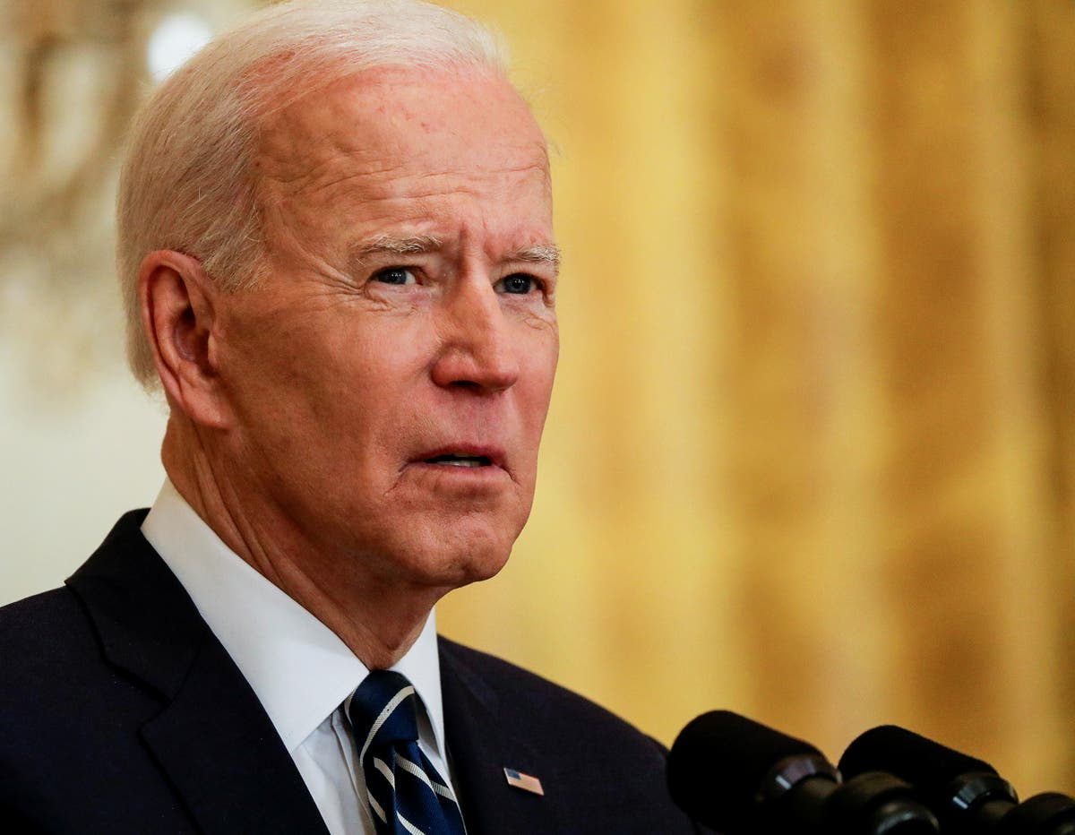 US President Joe Biden 'expects' to run for re-election in 2024 aged 82