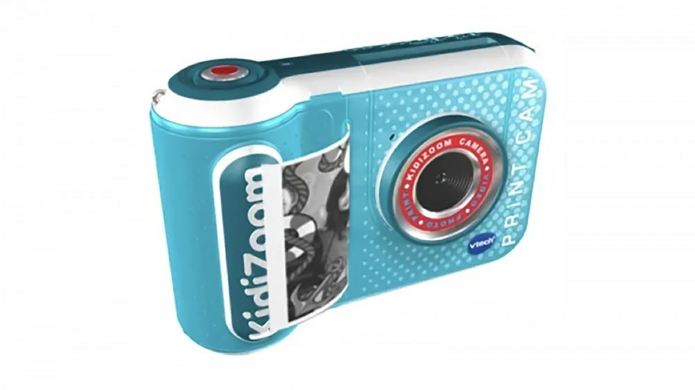 The KidiZoom PrintCam