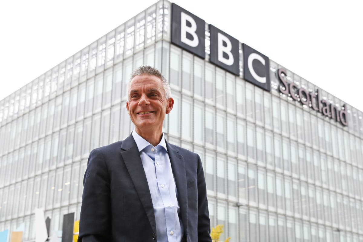 We're heading north for real national service, says BBC chief Tim Davie