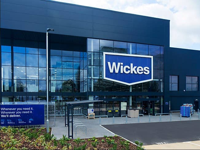 Wickes boss hails 'key milestone' for DIY chain as Travis Perkins demerger plans move forward