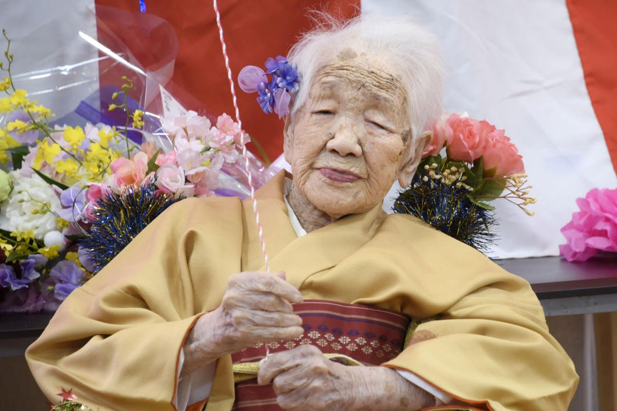 World's oldest person, 118, to carry Olympic torch in Japan