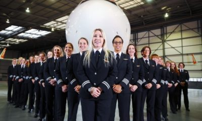 easyJet launches initiative to inspire female pilots