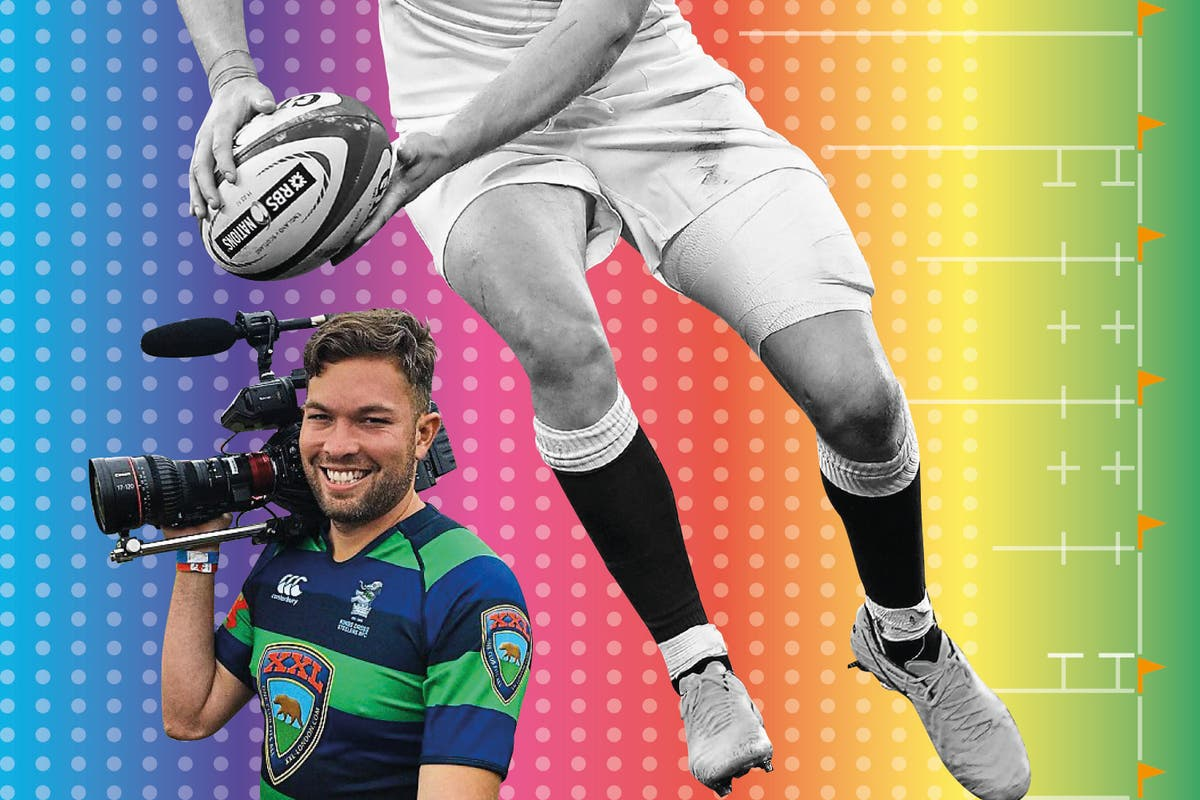 'Finding this community is huge': story of world's first gay rugby team captured on film