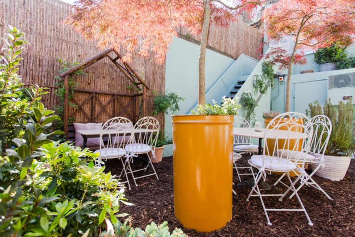'We turned the bin area into a secret garden': London restaurants on the race to secure al-fresco revenues