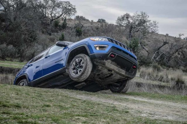 2019 Jeep Compass Upland Special Edition 1
